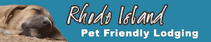 RI  Pet Friendly Lodging Deals